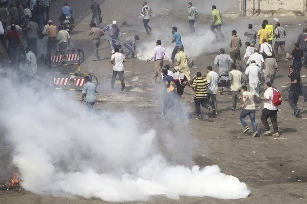 La crise égyptienne et ses enjeux Egypte10
