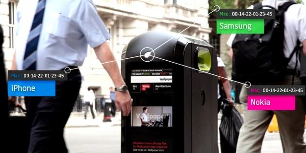 Londres : l'espion était caché dans la poubelle Renew10