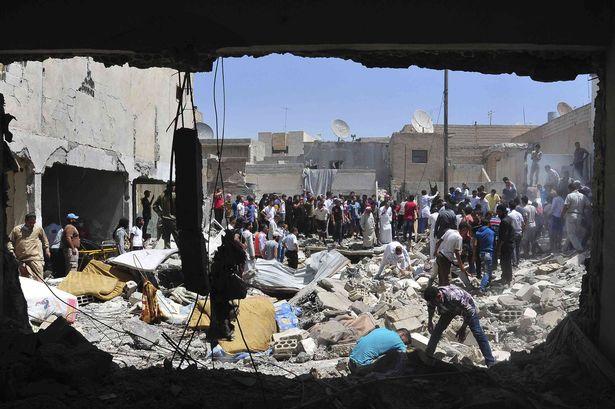 Syrie – Le Massacre Chimique d'Al Ghouta.  Syria-10