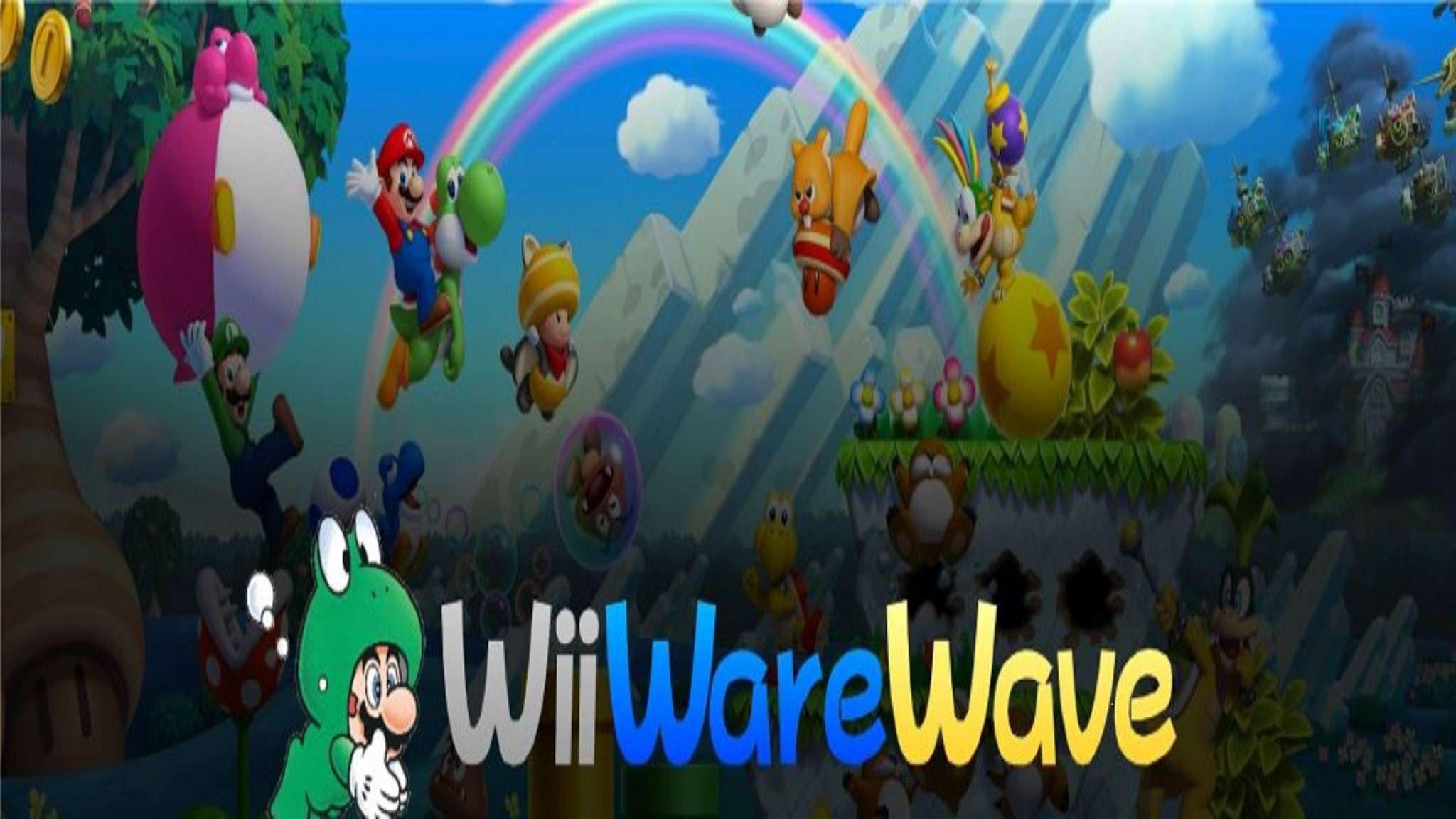 WiiWareWave Reaches The 40,000 Post Milestone. Wwwlog10