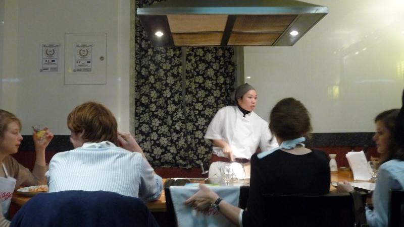 Restaurant japonais Kagayaki teppanyaki à Paris 3ème Kagaya11