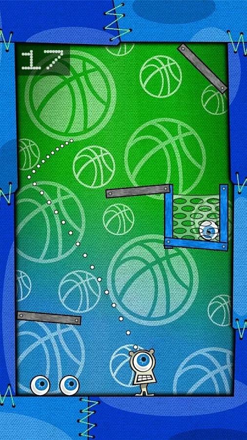 [ANDROID - JEU : MR. EYES POUR LES NULS] le basket ball sous un autre angle [Gratuit/Payant] 415