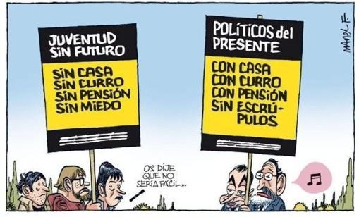 La clase política es la escoria de España 52319710