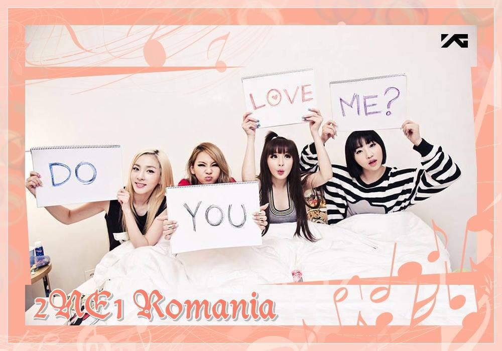 2NE1 Romania
