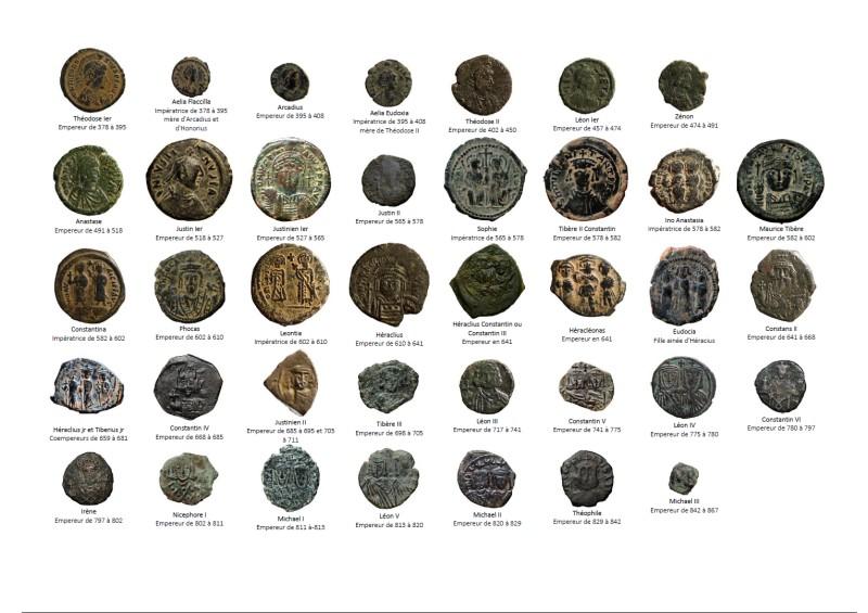 Ma petite série d'empereurs byzantins et d'impératrices ... Page_311
