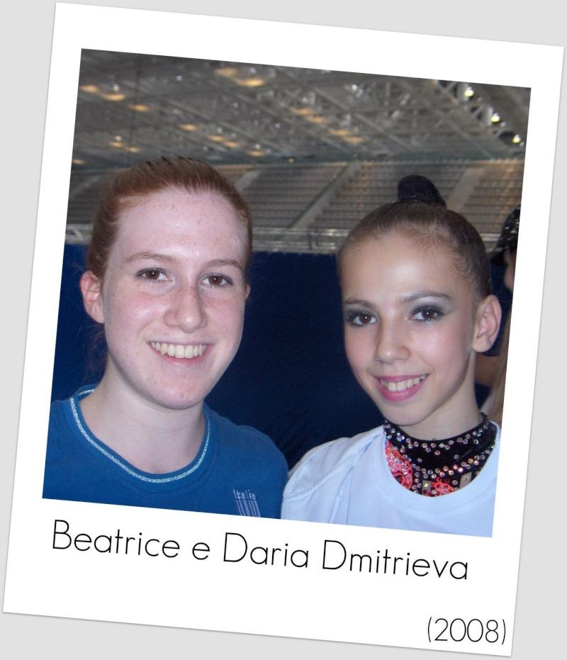 Les gymnastes lorsqu'elles étaient très jeunes - Page 2 Daria_14