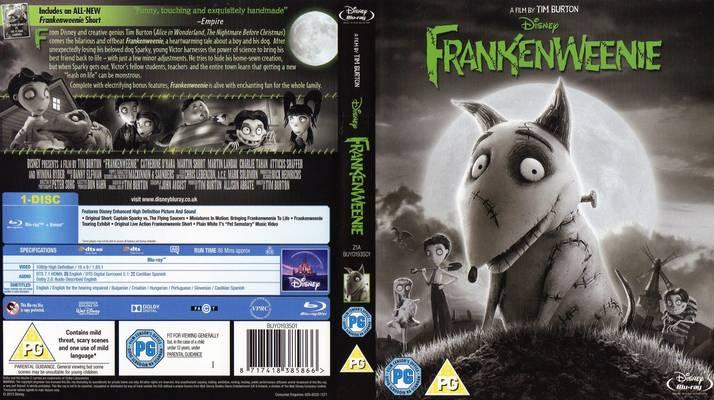 [BD + DVD] Frankenweenie (01 mars 2013) - Page 2 Franke10