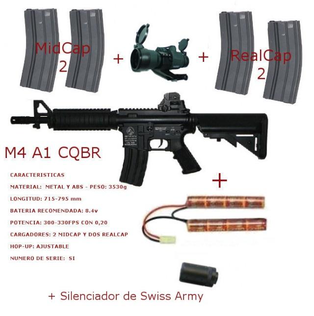 VENDO M4 CQBR y Sig Sauer P229***VENDIDO*** Venta_11