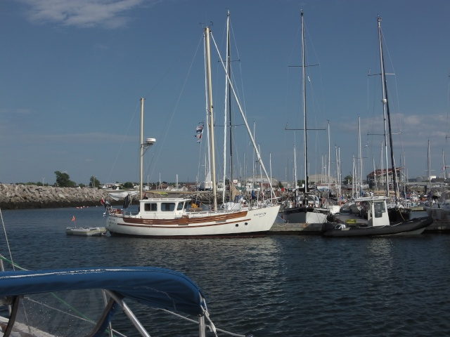 Fairways Marine fisher 30 Pilothouse Ketch Vacanc10