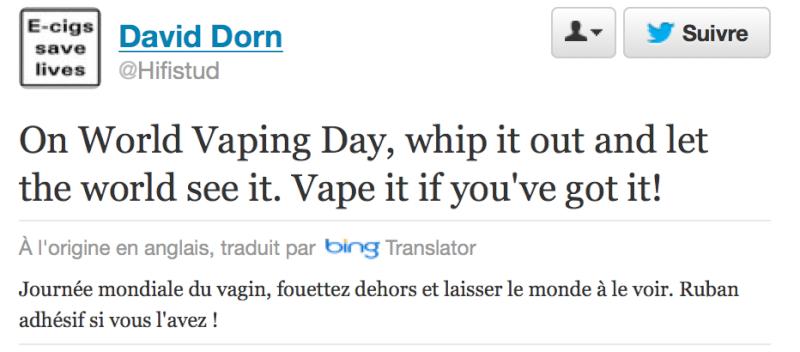 World Vaping Day le 19 septembre 2013  Captur33