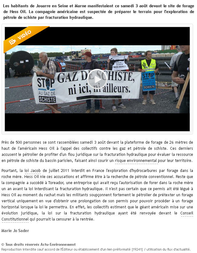 Seine-et-Marne (77) : grandes inquiétudes et mobilisation Actu-e10
