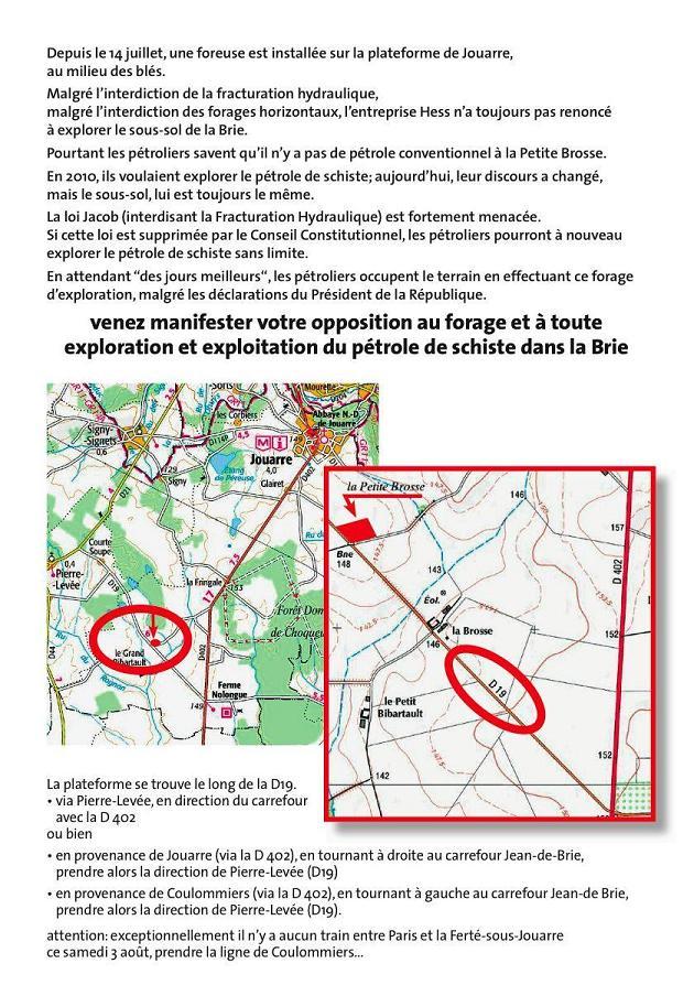 Seine-et-Marne (77) : grandes inquiétudes et mobilisation Manif010