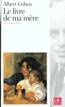LE LIVRE DE MA MÈRE de Albert Cohen  Couv5110