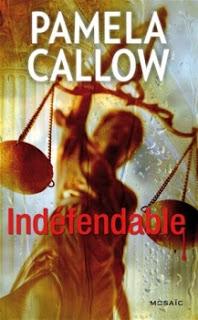 INDÉFENDABLE de Pamela Callow Couv5810
