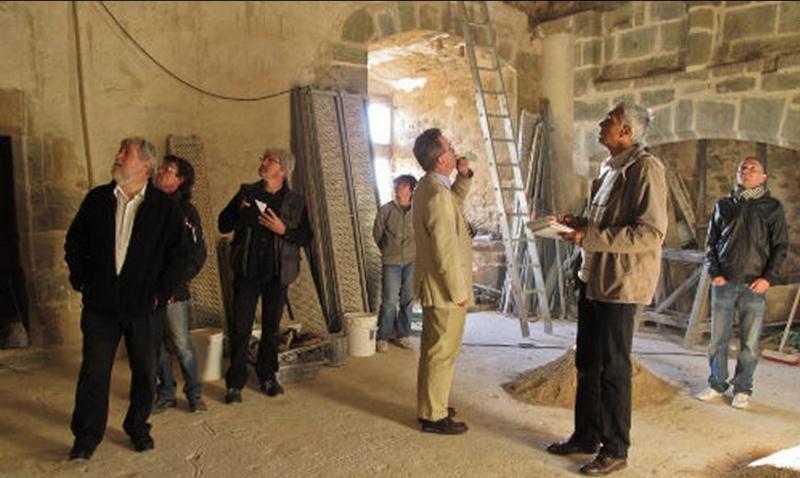 Architecte en chef des monuments historiques  Didier11