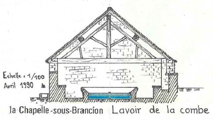 Les lavoirs de la chapelle-Sous-Brancion Lavoir13