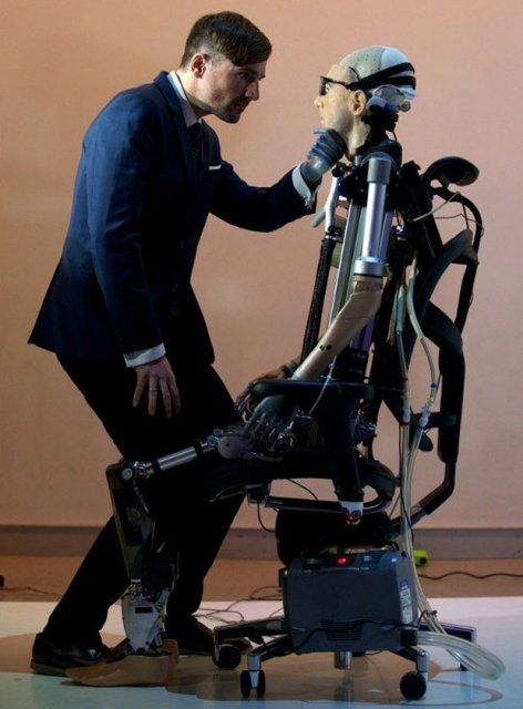 Развитие робототехники Bionic10
