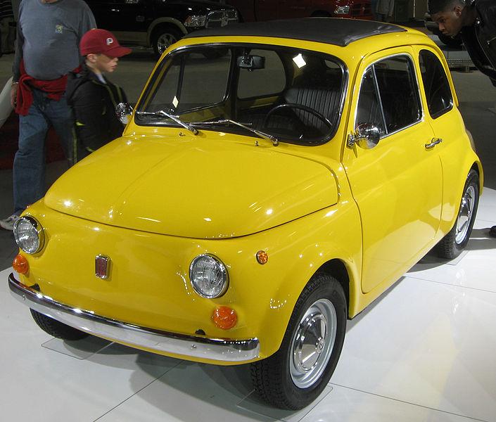 Автомобили, грузовики, мотоциклы Fiat_510