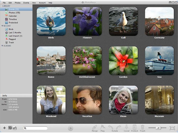 Phototheca 1.4.0.974 - Οργανώστε τις φωτογραφίες σας με μεγάλη ευκολία 0_07a10