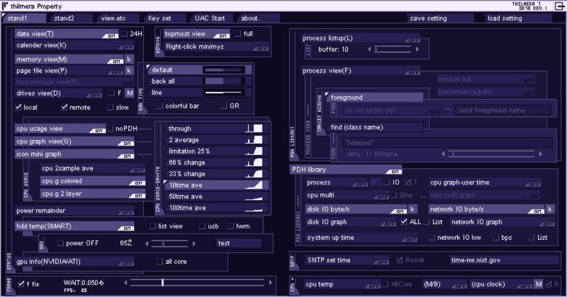 thilmera7 0b124 - Πληροφορίες χρήσης για CPU, GPU, HDD 16458510