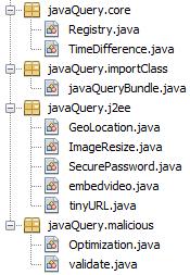 javaQuery API 8.0 Javaqu10