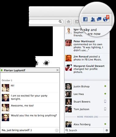Facebook Messenger - Μείνετε σε επαφή με τους φίλους σας στο Facebook Kyvasf10