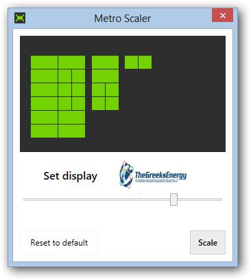 "Metro Scaler 1.0 - Αλλάξτε το μέγεθος των ""πλακιδίων"" στην Οθόνη Έναρξης σας των Windows 8 Logo11"