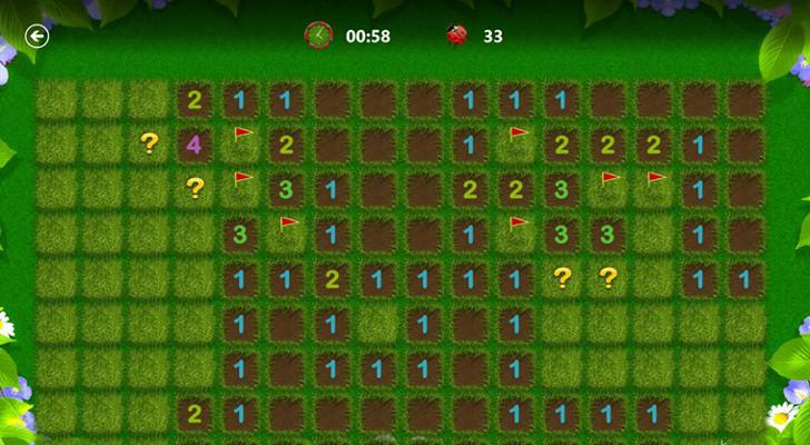 Microsoft Minesweeper - Ναρκαλιευτής  Micros19