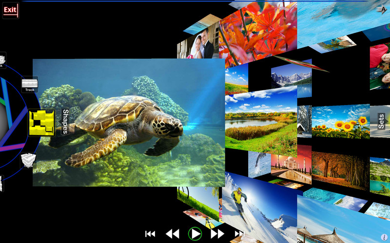 ImageAMMO Player 1.0.3.0 - Δείτε τις αγαπημένες σας φωτογραφίες σε 3D mode Mzl_dw10