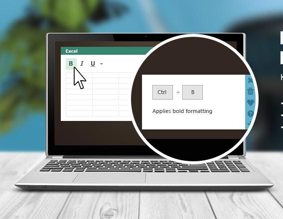 """KeyRocket 1.1.0.3185 - Μια έξυπνη εφαρμογή """"εκπαιδευτής"""" για τις συντομεύσεις πληκτρολογίου Screen10"""