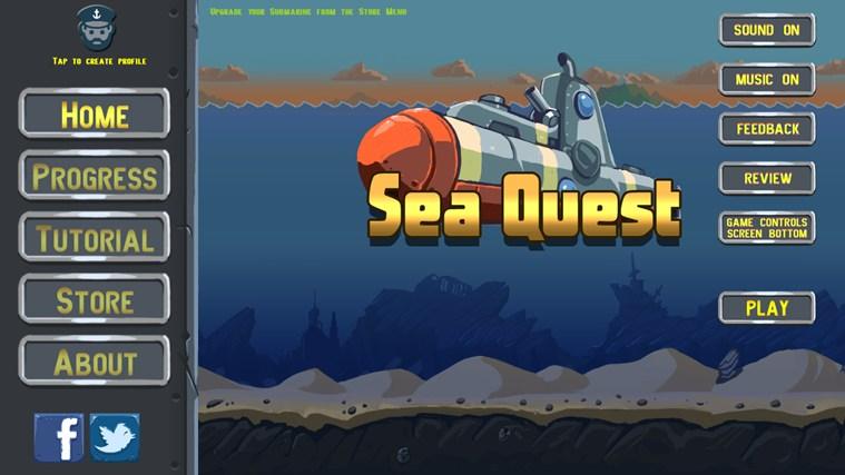 Sea Quest  Screen37