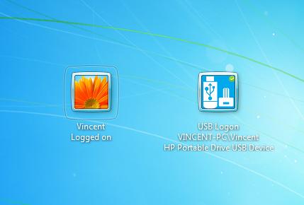 VSUsbLogon 1.13.3 - Συνδεθείτε στα Windows με ασφαλή τρόπο μέσω USB Usblog11