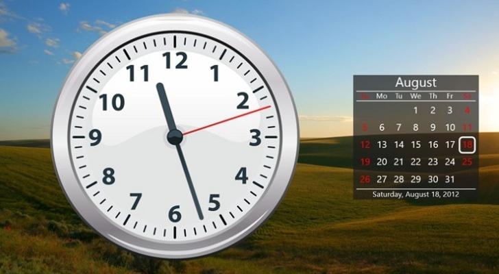 Ρολόι για τα Windows 8 Window14