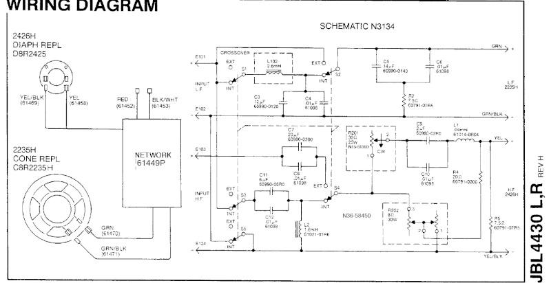 JBL 4430 et petite pièce - Page 2 Filtre10