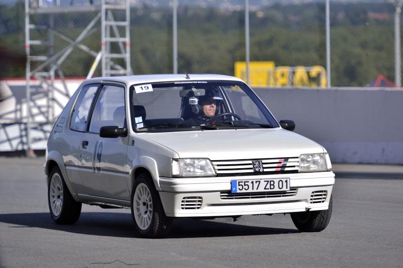 205 Rallye de 1989 Slalom10