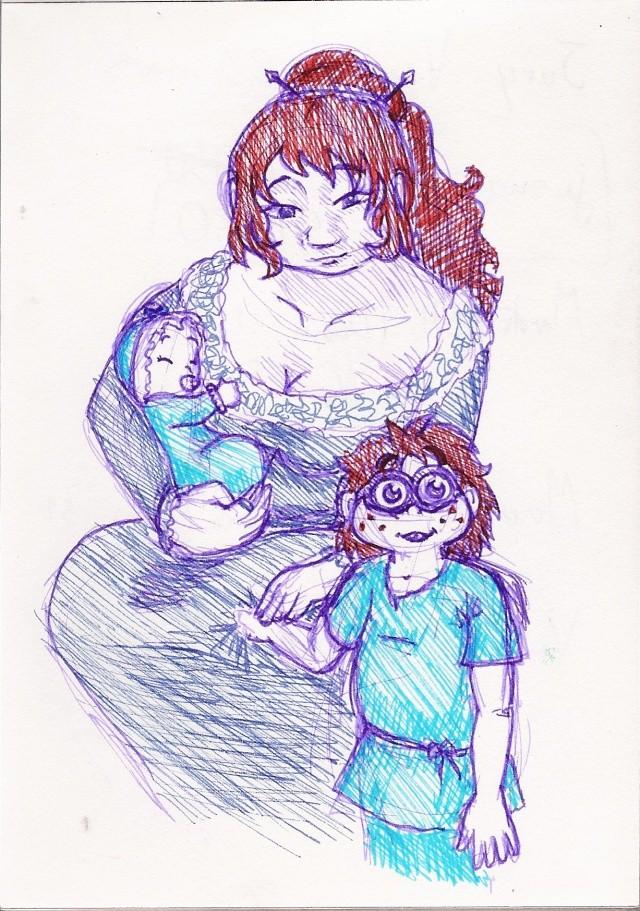 heuuu, je crois que ce sont mes dessins, de Moyo.... - Page 14 Photo_11
