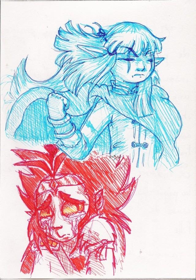 heuuu, je crois que ce sont mes dessins, de Moyo.... - Page 14 Switch11
