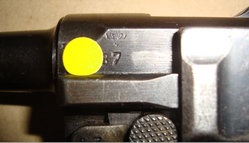 """Un rare Luger Mauser commercial """"banner"""", daté 42. Captur12"""
