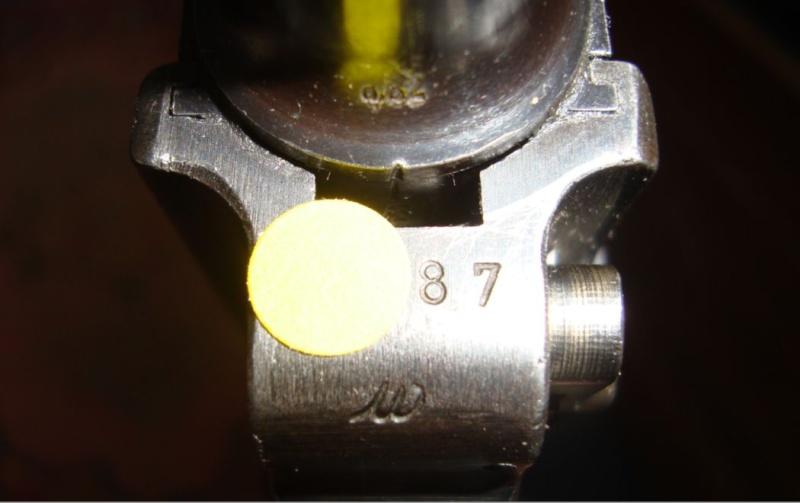 """Un rare Luger Mauser commercial """"banner"""", daté 42. Captur17"""
