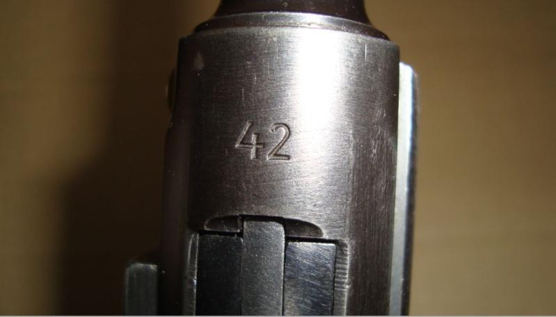 """Un rare Luger Mauser commercial """"banner"""", daté 42. Captur19"""