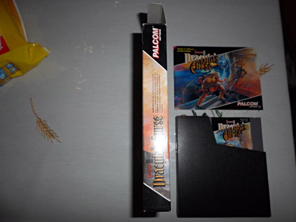 EST Castlevania 3 francais NES Sam_0013