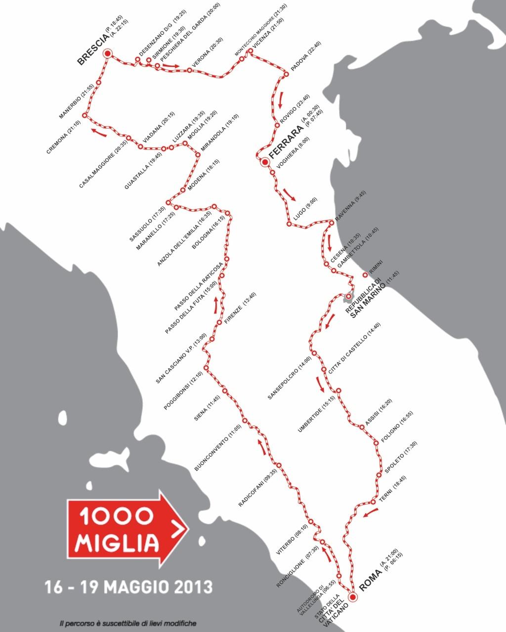 1000 miglia 16-19 maggio Cartin10