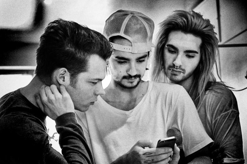 Tokio Hotel - Page Facebook et twitter 52240310