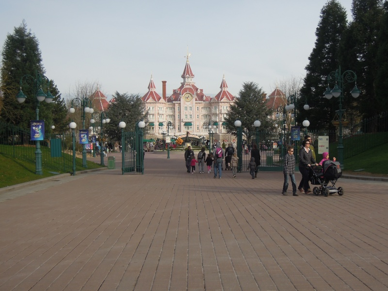 Journée du 16 avril 2013 - Disneyland Paris (Disneyland Park & Walt Disney Studios) Dscn6911