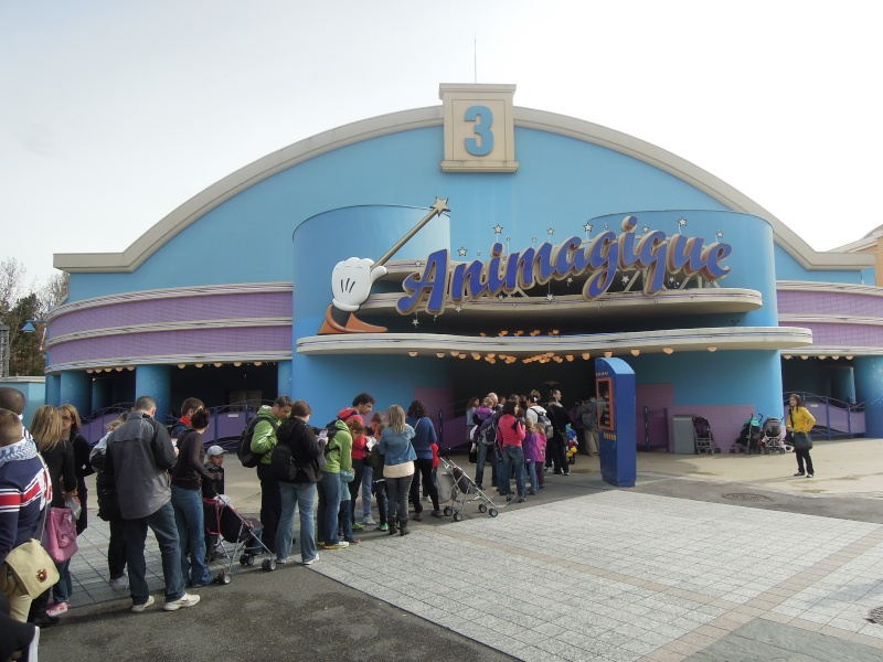Journée du 16 avril 2013 - Disneyland Paris (Disneyland Park & Walt Disney Studios) Dscn6915