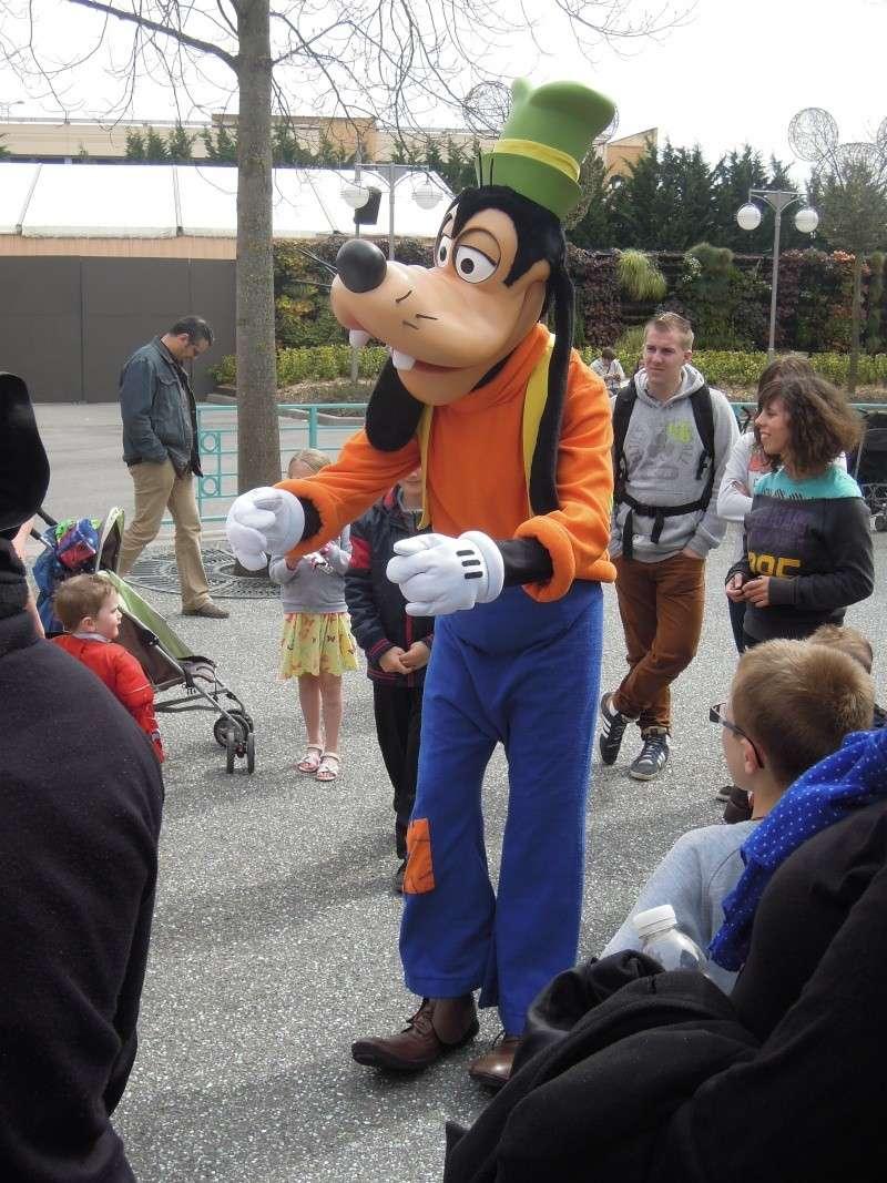 Journée du 16 avril 2013 - Disneyland Paris (Disneyland Park & Walt Disney Studios) Dscn7014