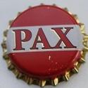 Bière PAX brasserie St Joseph Belgique Pax10