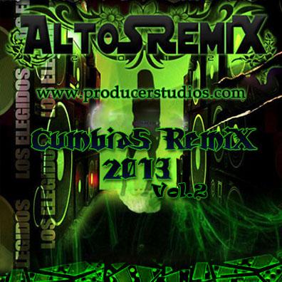 Cumbias Remix 2013 vol.2
