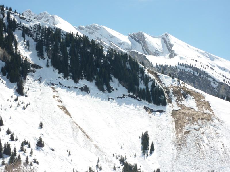avalanche à la Clusaz 00215