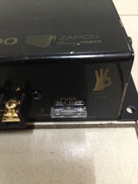 Zapco Reference Amplifier (Sold) Photo_11
